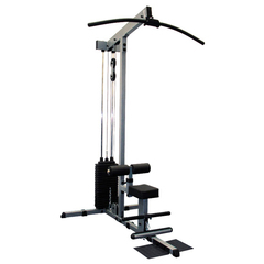 Тренажер вертикальная / горизонтальная тяга Body-Solid GLM-84SM