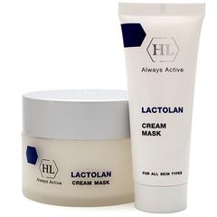Holy Land Lactolan Cream Mask - Питательная маска