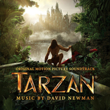 Soundtrack / David Newman: Tarzan (CD)