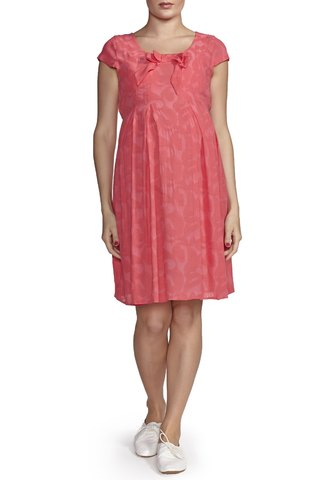 Платье для беременных 05772 красный
