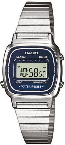 Купить Наручные часы Casio LA670WEA-2E по доступной цене