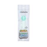Пакет пластиковый биоразлагаемый, S 6л 10шт, артикул 419683, производитель - Brabantia