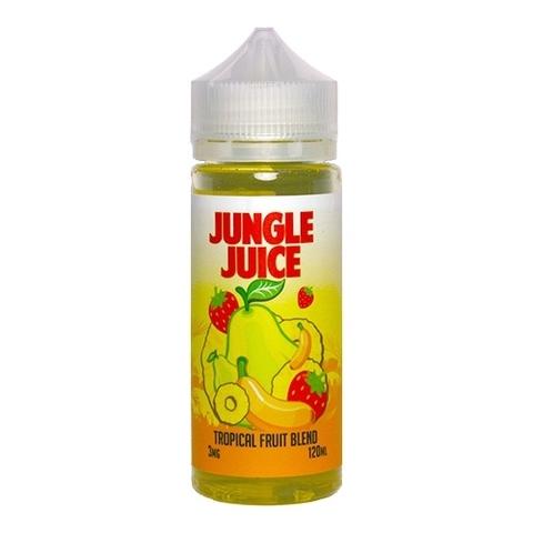 Carter Elixirs - JUNGLE JUICE  120мл