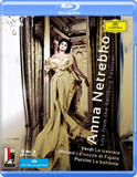Anna Netrebko / Live From The Salzburg Festival (3xBlu-ray)