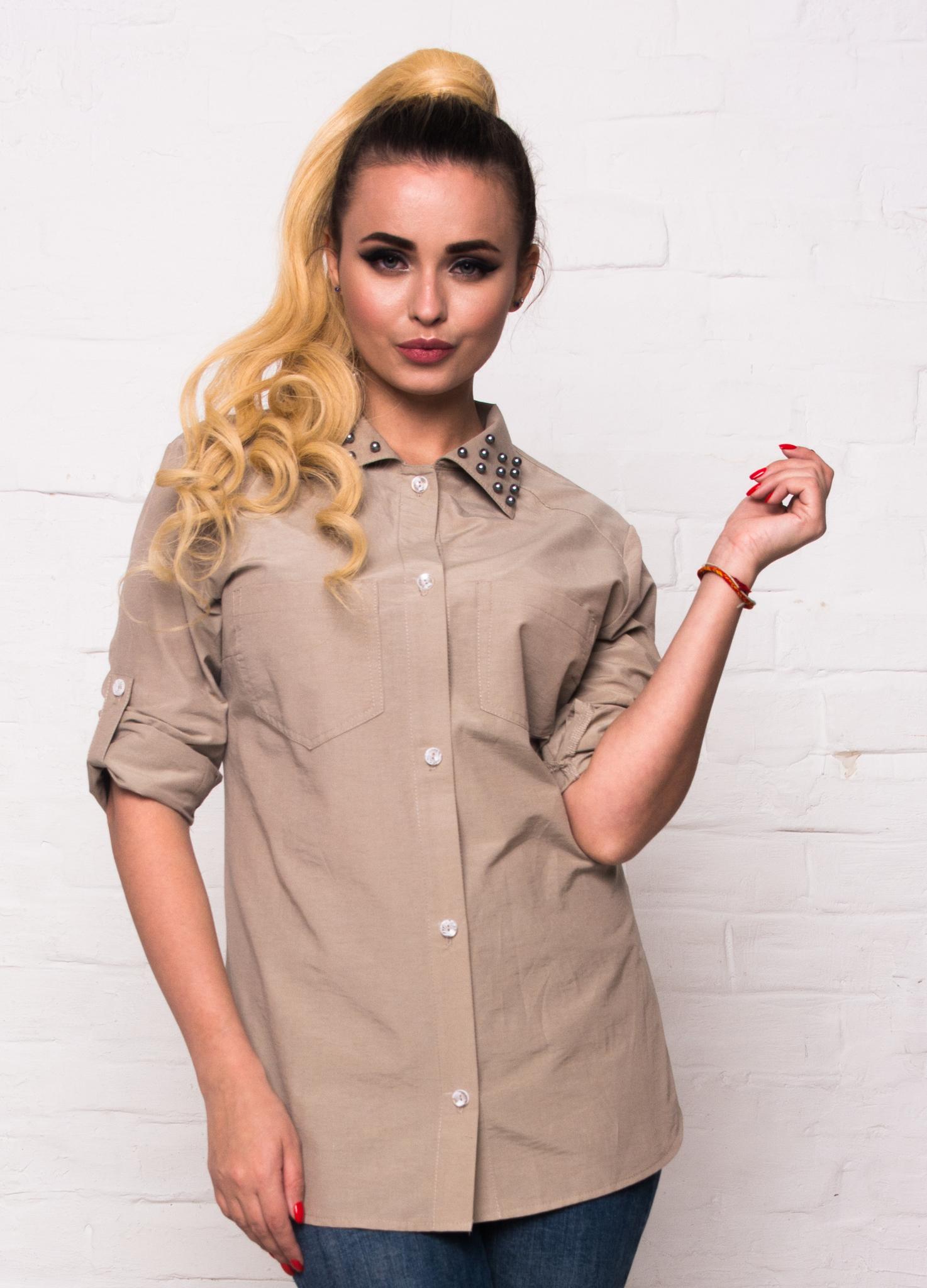 f9c71342016 Модная рубашка  Милли  - salla.com.ua