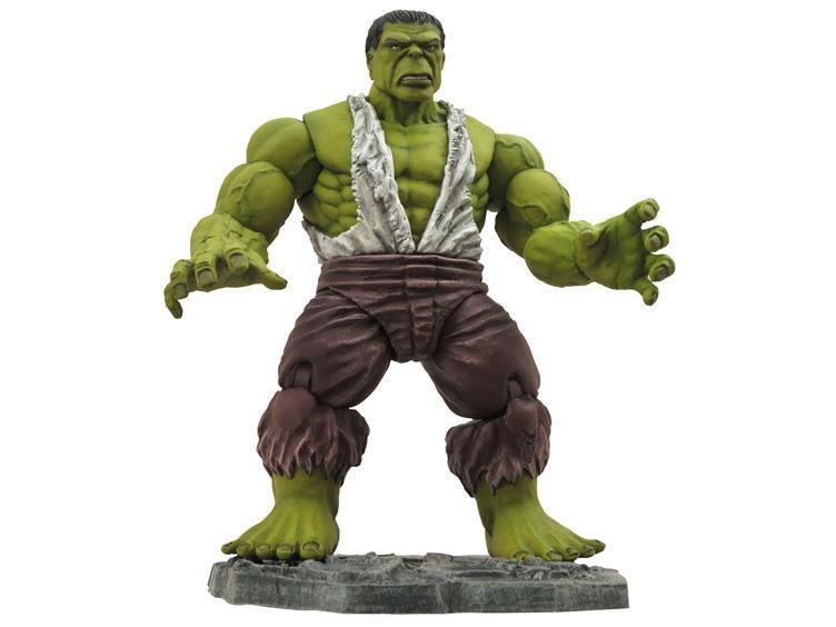 Свирепый Халк (Savage Hulk) - Marvel Select
