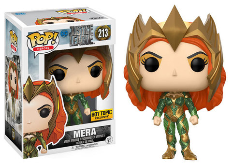 Фигурка Funko POP! Vinyl: DC: Justice League: Mera (Exc) 13707