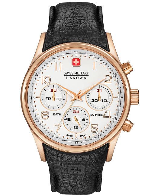 Часы мужские Swiss Military Hanowa 06-4278.09.001 Navalus