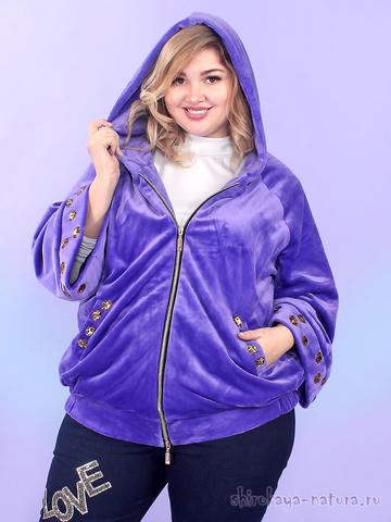 Меховая куртка Аманита