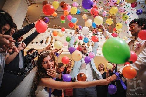 shop-shariki.ru шар-сюрприз на свадьбу