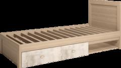 Кровать одинарная на 900мм Ультра