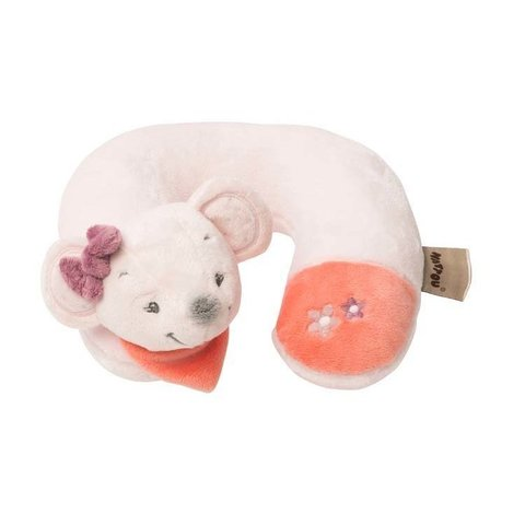 Подушка-подголовник Nattou Neck pillow  0+