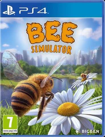 PS4 Bee Simulator ( русская версия)
