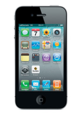 Смартфон Apple iPhone 4 8Gb Black (MD128RU/A)