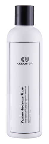 Гель Для Душа CUSKIN Cean Up Peptino All-In-One Wash