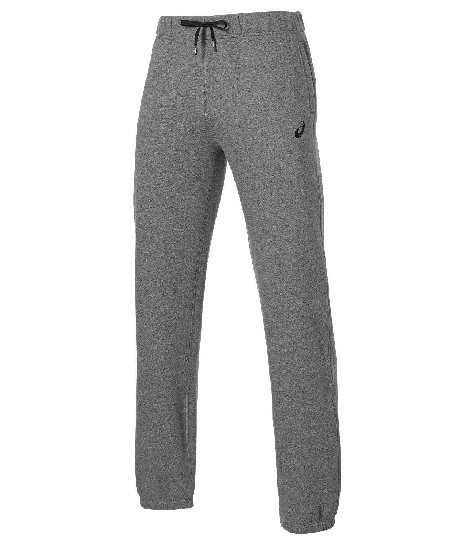 Тренировочные штаны Asics Brushed Knit Pant мужские серые