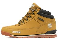 Мужские Ботинки Timberland Euro Sprint Waterproof Classic С Мехом
