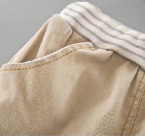 Комплект для мальчика рубашка+бриджи+бабочка