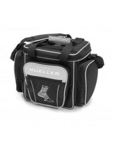 19118 NEW !!!  MUELLER HERO® Protégé, Прочная, легкая нейлоновая сумка со сменными аксессуарами, премиум ручки, светоотражающие вставки,  25,5х25,5х25,5 см (включая: M2 Clear Poket 10x10