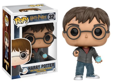 Фигурка Funko POP! Vinyl: Harry Potter: Harry w/Prophecy 10988
