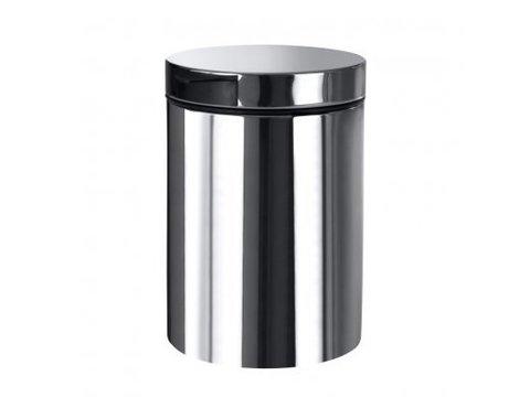 3L настенное мусорное ведро BEMETA хром 125115051