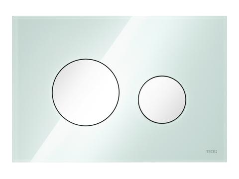 Панель смыва унитаза TECEloop для системы двойного смыва
