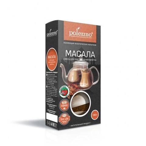 Чай Масала Polezzno, 100г