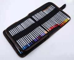 Складной пенал-органайзер для карандашей, 72 отделения