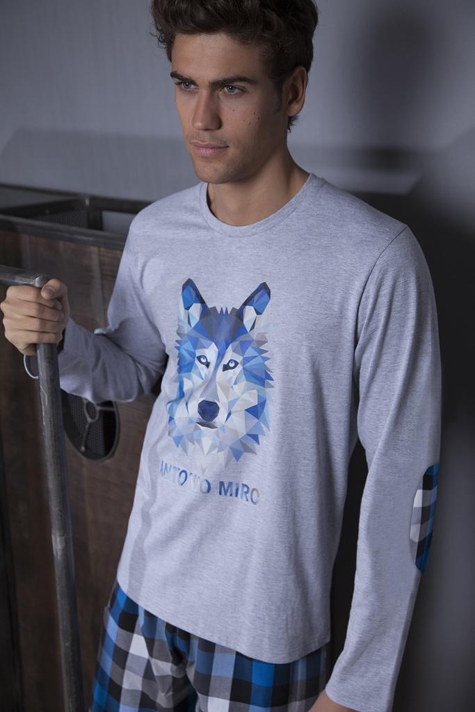 Пижама с волком Antonio Miro