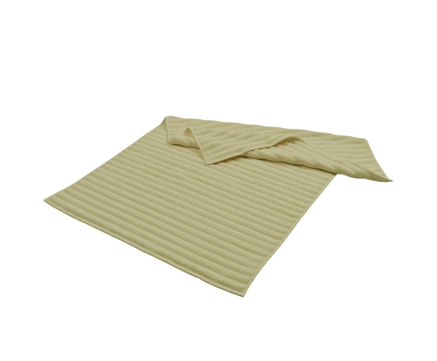 Элитный коврик для ванной Sultan слоновой кости от Hamam