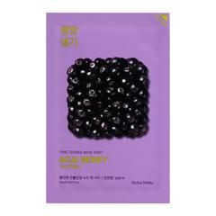 Витаминизирующая маска Holika Holika Пьюр Эссенс, ягоды асаи