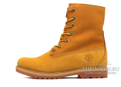 Женские Ботинки Timberland Teddy Fleece Classic (МЕХ)