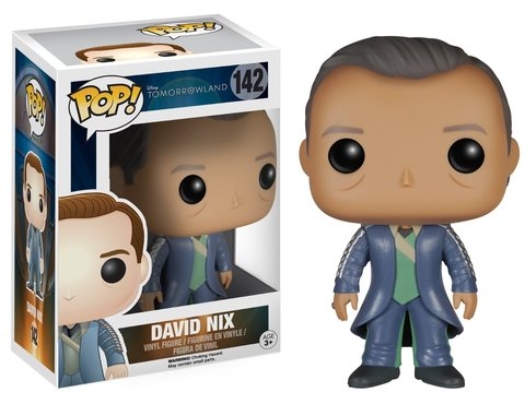 Funko POP! Tomorrowland David Nix