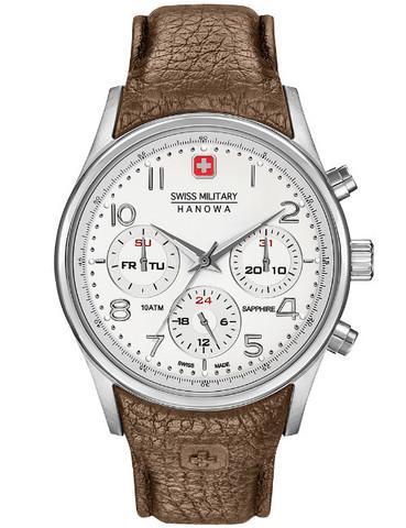 Часы мужские Swiss Military Hanowa 06-4278.04.001.05 Navalus