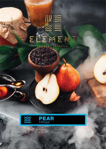 ELEMENT PEAR (ГРУША) ВОДА 200г
