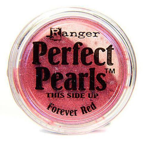 Пигментный порошок  Ranger Perfect Pearls -Forever red
