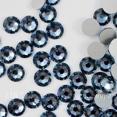 2088 Стразы Сваровски холодной фиксации Denim Blue ss30 (6,32-6,5 мм)