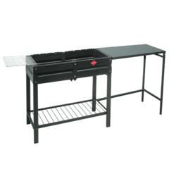 Термо-мангал с откидным столом-крышкой Forester