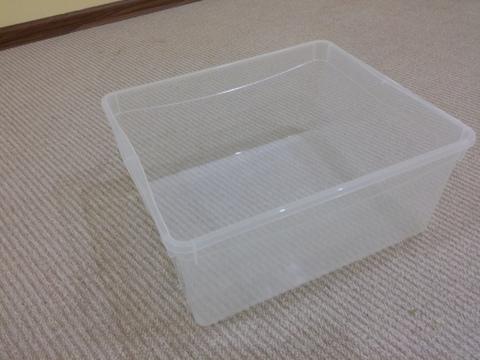 Контейнер для сенсорных коробок 9Л/18Л
