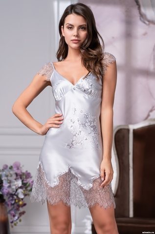 Сорочка женская шелковая  Mia-Amore KELLY  КЕЛЛИ 3571