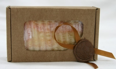 Мыло кастильское, Jurassic Spa, иланг и мандарин, 110 г