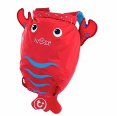 Лобстер Пинч: детский рюкзак для бассейна Trunki