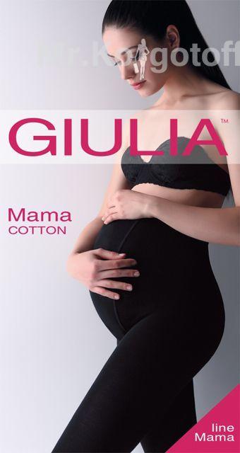 Колготки Giulia Mama Cotton 200