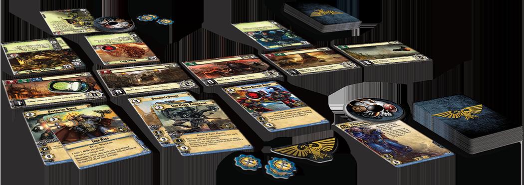 Warhammer 40,000: Conquest