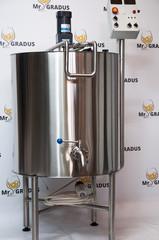Пастеризатор (сыроварня) 500 литров