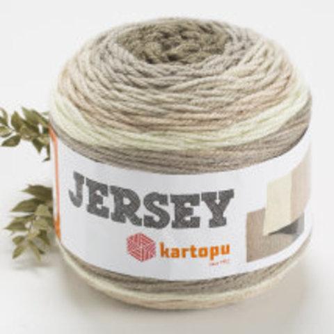 Купить Пряжа Kartopu Jersey | Интернет-магазин пряжи «Пряха»