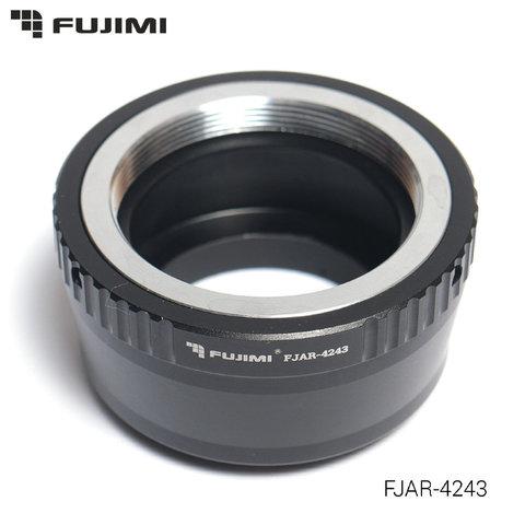 Переходное кольцо M42-micro 4/3 Fujimi FJAR-4243