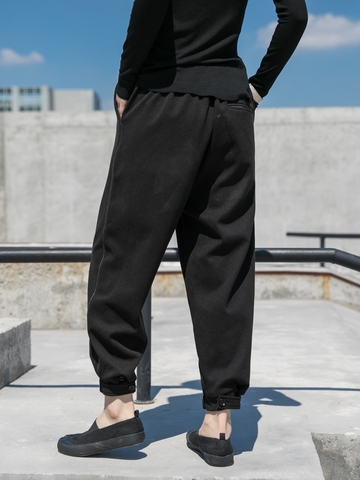 Trousers «RISNN»