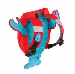 Лобстер Пинч детский рюкзак для бассейна Trunki
