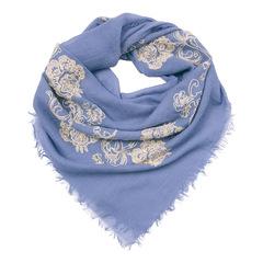 FC837-42 платок, синий
